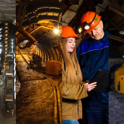 IoT and Machine Learning leveraged in Mining Sector