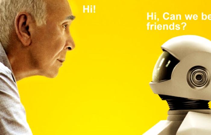 How AI is helping elderly people?